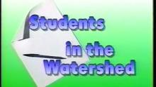 Students in the Watershed